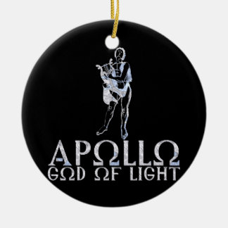 Apollo Christmas Ornaments