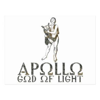 Apollo Postcard