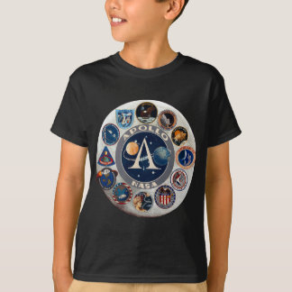 Apollo Program Commemorative Logo T-Shirt