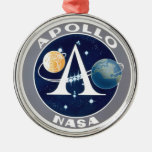 Apollo Program Logo Christmas Tree Ornaments
