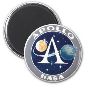 Apollo Program Logo Magnet