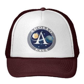 Apollo Program Logo Mesh Hats