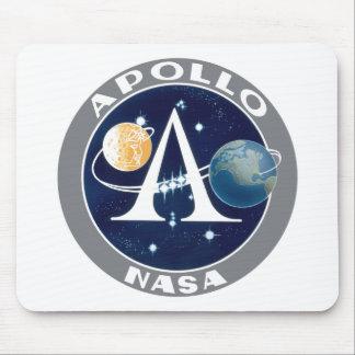 Apollo Program Logo Mouse Pad