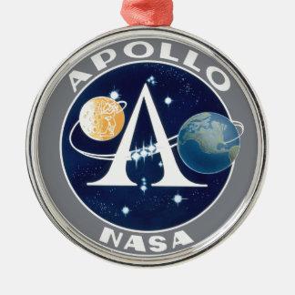 Apollo Program Logo Ornaments