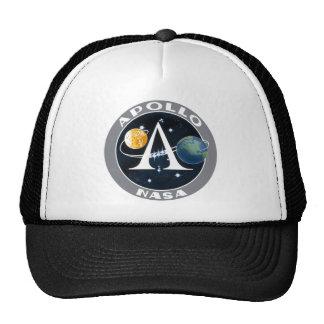 Apollo Program Logo Trucker Hat