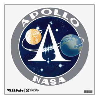 Apollo Program Logo Wall Sticker