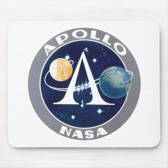 Apollo Program Mouse Pad