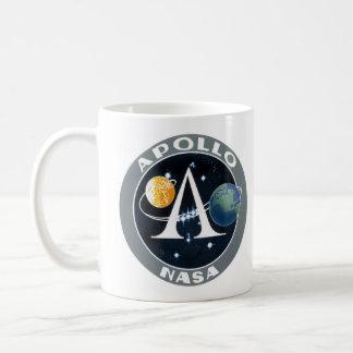 Apollo Program mug with Command/Service Module