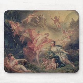 Apollo Revealing his Divinity Mouse Pad