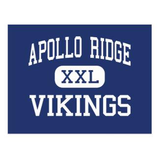 Apollo Ridge Vikings Middle Spring Church Postcard