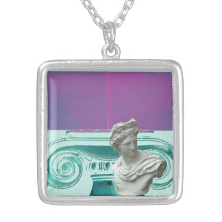 Apollo Silver Plated Necklace