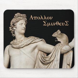 Apollo Smintheus Mouse Pad