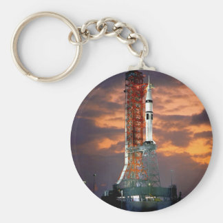 Apollo-Soyuz Launch Vehicle Keychain