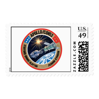 Apollo–Soyuz Test Project (ASTP) Postage