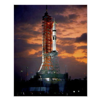 Apollo-Soyuz Test Project Poster