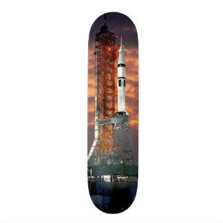 Apollo-Soyuz Test Project Custom Skate Board