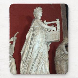 Apollo Statue in the Vatican Museum Mouse Pad
