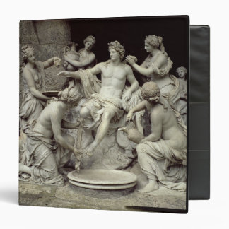 Apollo Tended by the Nymphs, intended for the Grot Vinyl Binder