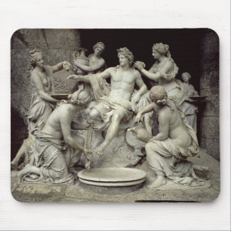 Apollo Tended by the Nymphs, intended for the Grot Mouse Pads