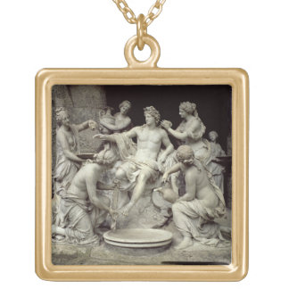 Apollo Tended by the Nymphs, intended for the Grot Custom Jewelry
