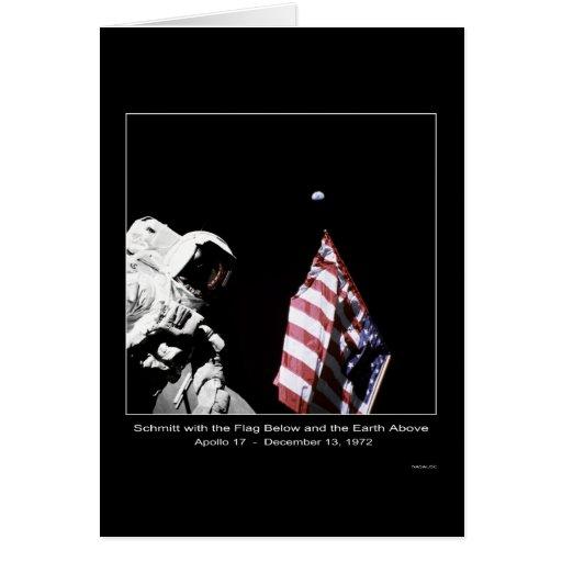 ApolloMissions-GPN-2000-001137 Tarjeta De Felicitación