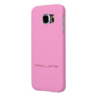 Apollonia Samsung Galaxy case Pink Style