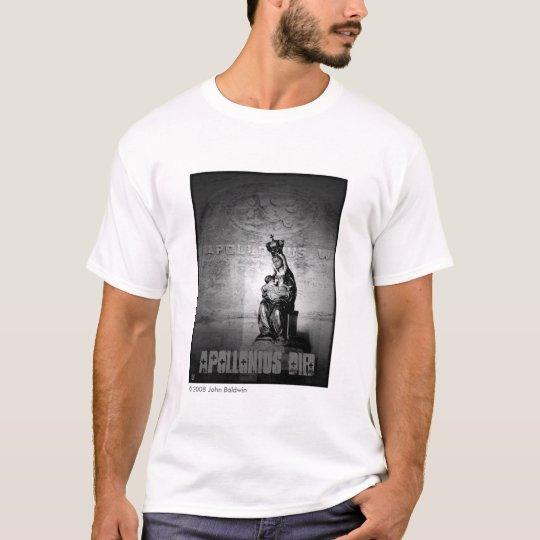 Apollonius Died T-Shirt