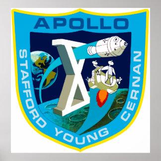 Apolo 10 ¡A la luna otra vez Poster