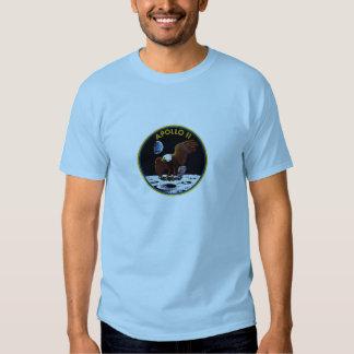 Apolo 11 camisas
