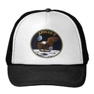 Apolo 11 gorras de camionero