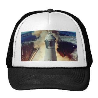 Apolo 11 quita gorras