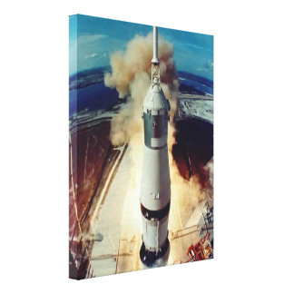 Apolo 11 quita lona envuelta para galerias