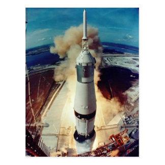 Apolo 11 quita postales
