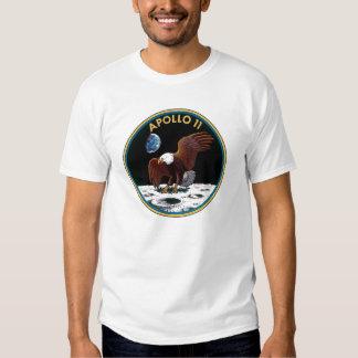 Apolo 11 remera