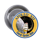Apolo 12: ¡De nuevo a la luna! Pins