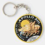 Apolo 13 llavero personalizado