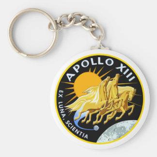 Apolo 13: Supervivencia Llaveros Personalizados