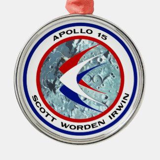 Apolo 15: Visita turística de excursión lunar Ornatos