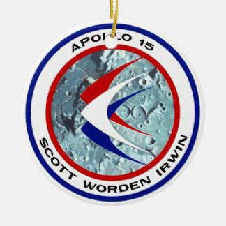 Apolo 15: Visita turística de excursión lunar Ornamentos Para Reyes Magos