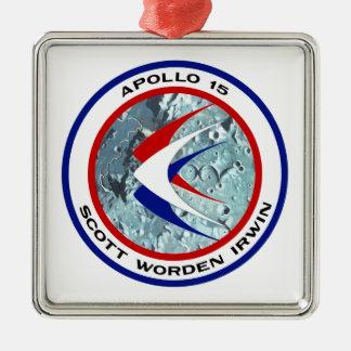 Apolo 15: Visita turística de excursión lunar Ornamento Para Arbol De Navidad