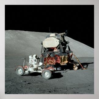 Apolo 17 - El alunizaje servido final Posters