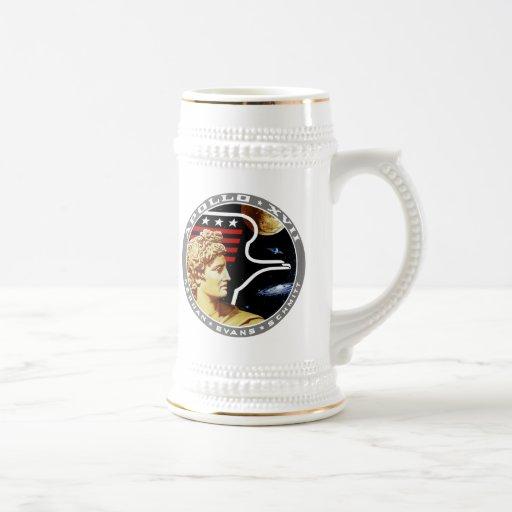 Apolo 17: ¡El final Hurrah! Jarra De Cerveza