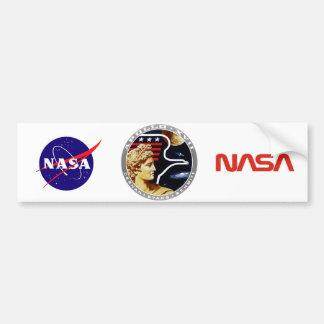 Apolo 17: ¡El final Hurrah! Pegatina Para Auto