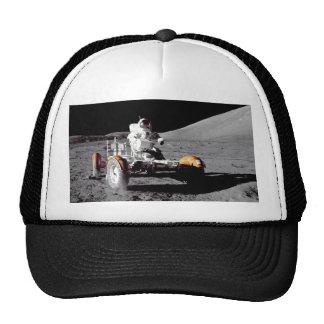 Apolo 17 Rover Gorros Bordados