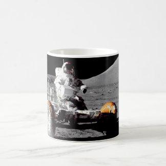 Apolo 17 Rover Taza Clásica