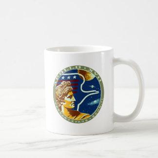 Apolo 17 tazas de café