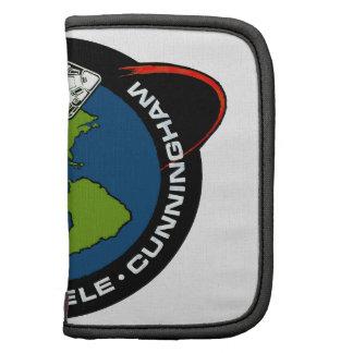 Apolo 7: Schirra, Eisele y Cunningham Organizadores