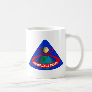 Apolo 8 ¡Primeros hombres a la luna Tazas De Café