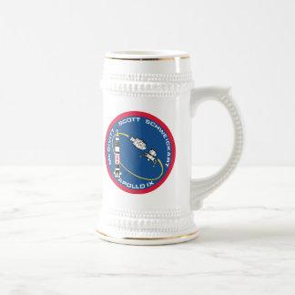 Apolo 9 McDivitt Scott y Schweickart Tazas De Café