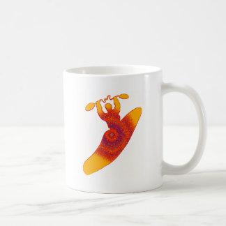Apolo doblado kajak taza de café